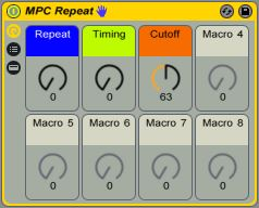 MPC Repeat FX Rack