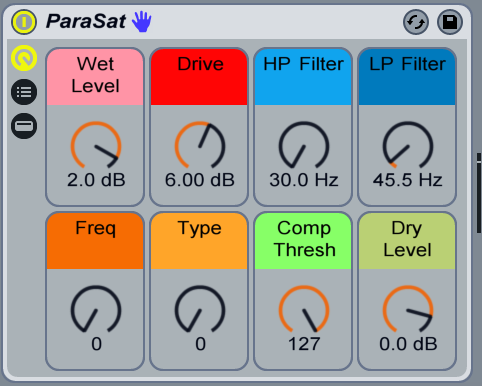 ParaSat Parallel Saturation Rack